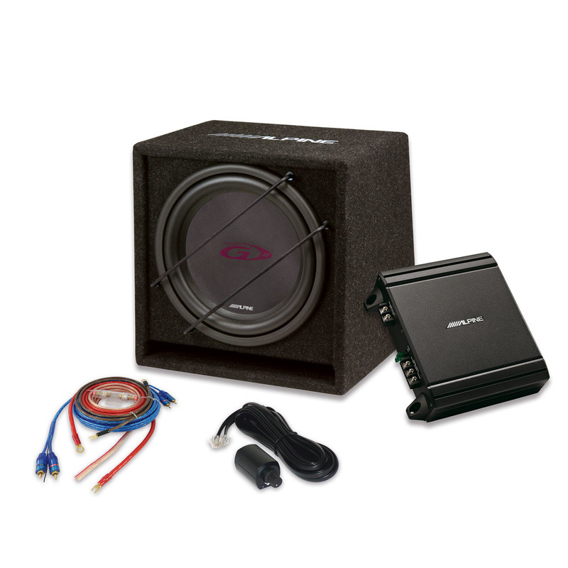 Alpine sbg-30kit Alpine - Car audio