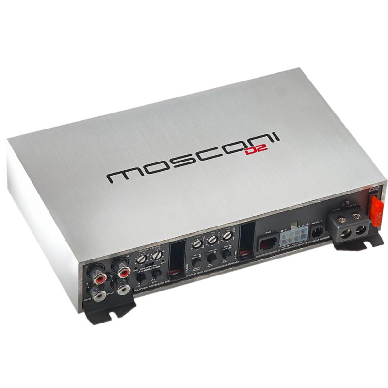 Amplificatore mosconi gladen d2 100.4 - Amplificatori 4 canali