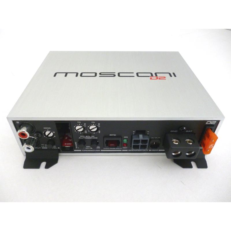 Amplificatore mosconi gladen d2 500.1 - Amplificatori mono canale