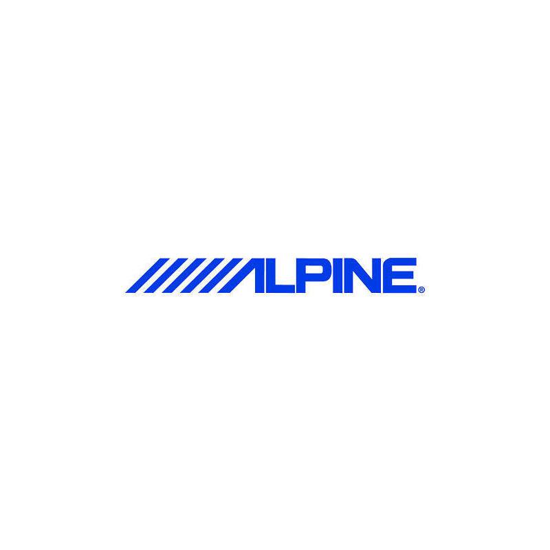Alpine kwe-bluefiat ripristino usb/aux blu & me originale Alpine - Sorgenti