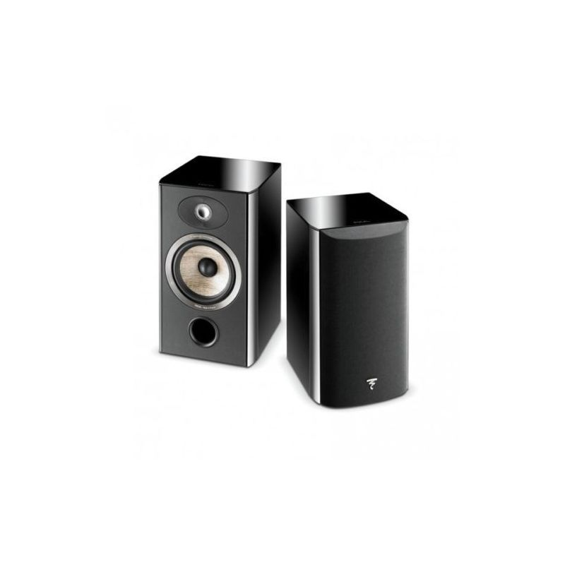 Diffusori acustici focal aria 906 bhg black 2 vie bas reflex Focal - Home audio