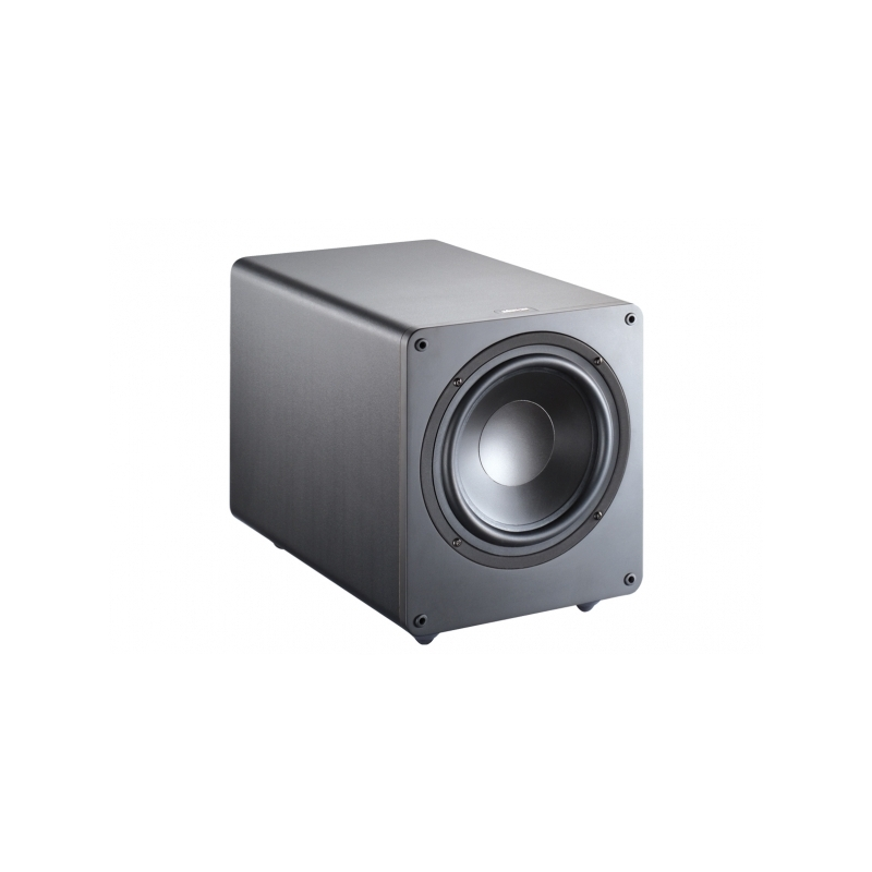 Indiana line basso 830 subwoofer attivo - finitura vinile nero opaco - Home audio