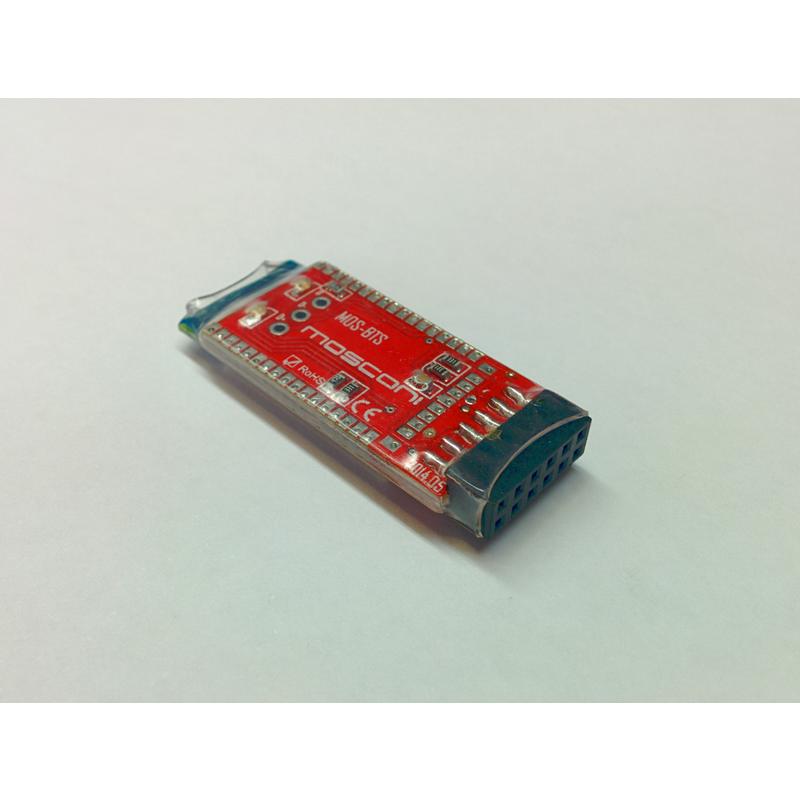 Mosconi mos-bts - Processori di segnale e dsp