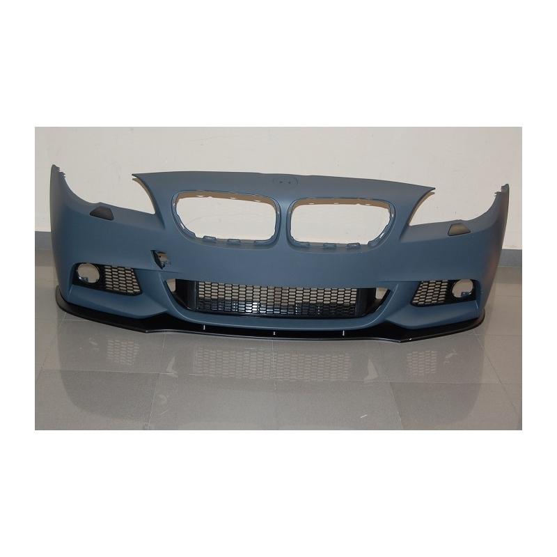 PARAURTI ANTERIORE BMW F10 / F11 / F18 10-12 LOOK M-TECH PARK SPOILER ANTERIORE