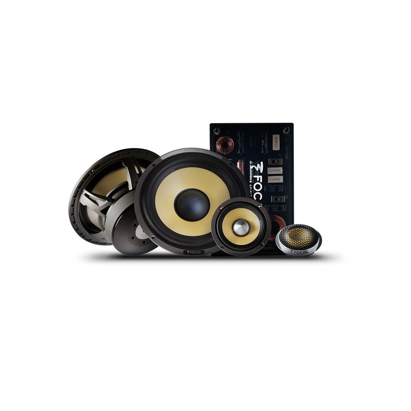 Focal ES 165 KX3 kit a tre vie serie K2 Power