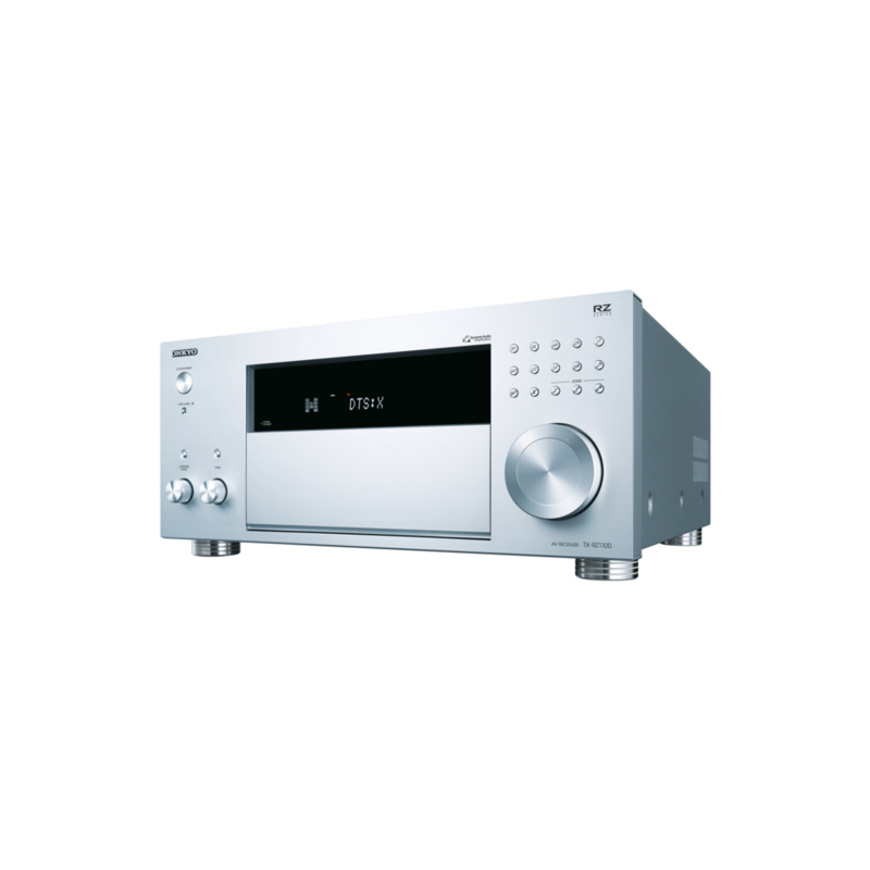 ONKYO TX-RZ1100 (Silver) 9.2-Channel Network A/V Receiver