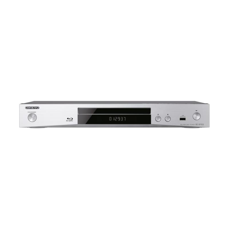 ONKYO BD-SP353 (silver) Blu-ray Disc Player