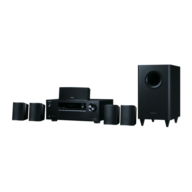ONKYO HT-S3800 5.1 CHANNEL HOME CINEMA Receiver/Speaker Package