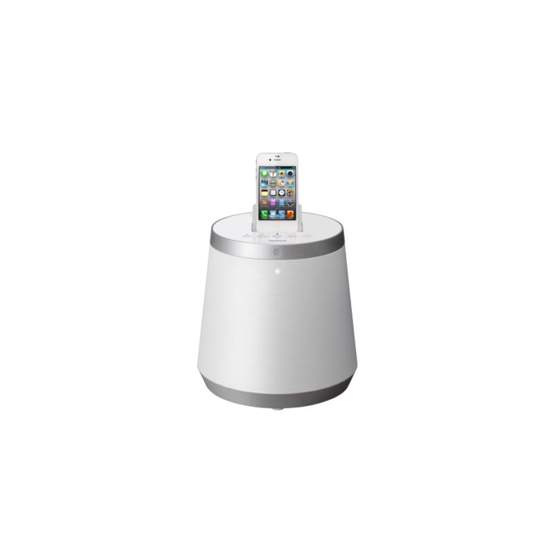 ONKYO RBX-500 Dock Music System (white)