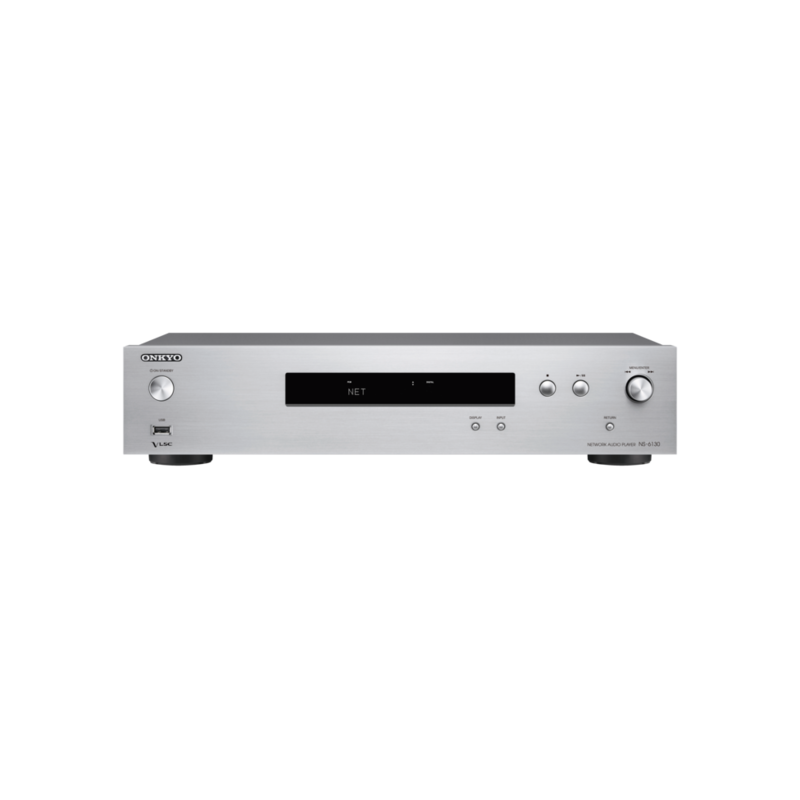 ONKYO NS-6130 NETWORK AUDIO PLAYER (silver)