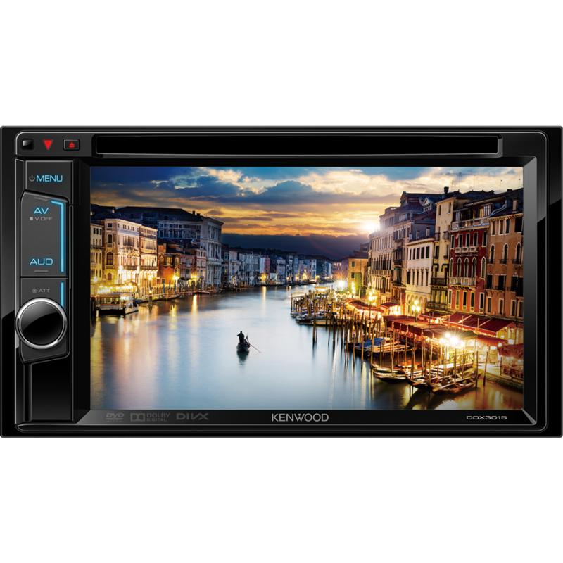 KENWOOD DDX3015 6.2 pollici WVGA DVD Receiver
