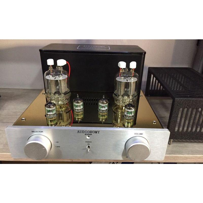Audioromy FU29 - Amplificatore Valvolare