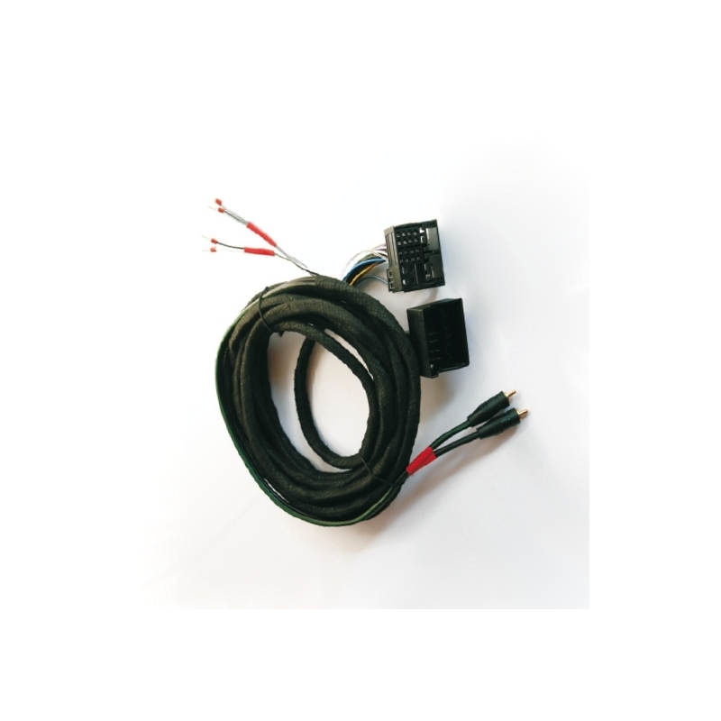 Mosconi PLUG & PLAY QUADLOCK 2CH 5mt Cablaggio Plug&Play Mosconi serie ZERO, ONE, DSP e D2