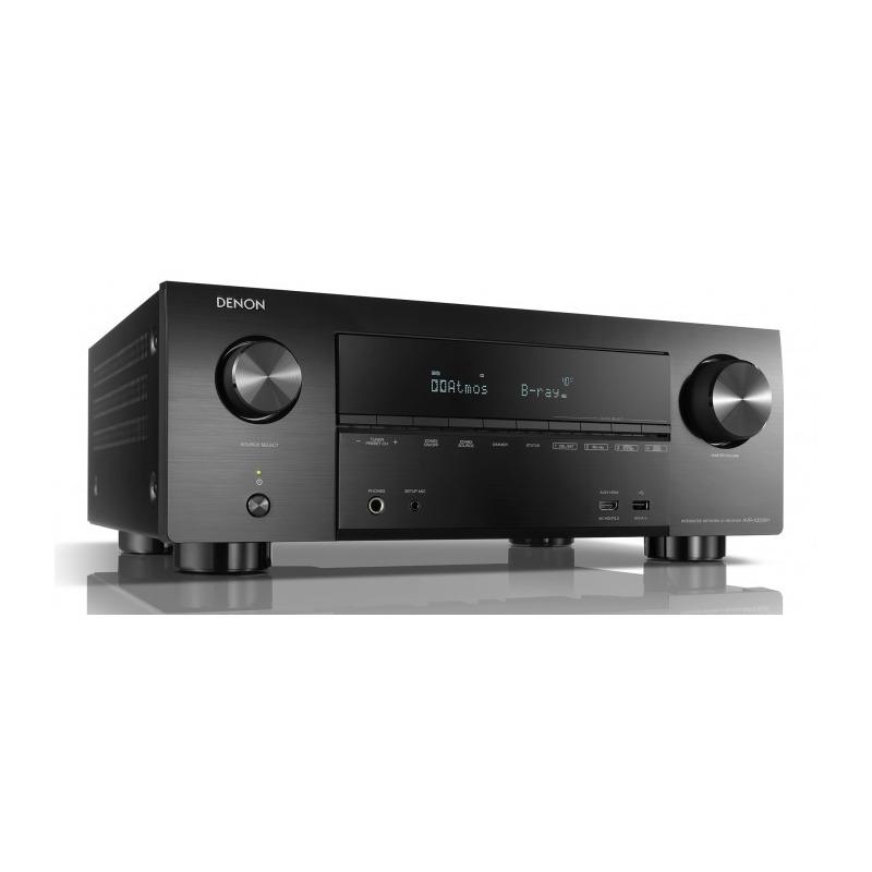Denon AVR-X3500H sintoamplificatore 7 canali 180 watt per canale