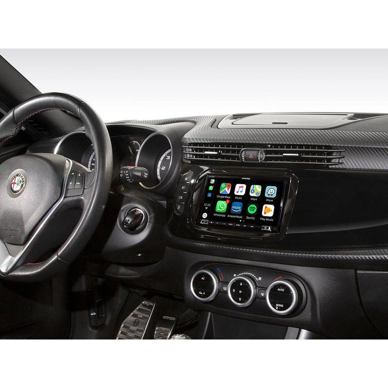 Alpine INE-W720-940AR Sistema multimediale con navigatore integrato dedicato Giulietta dal 2014