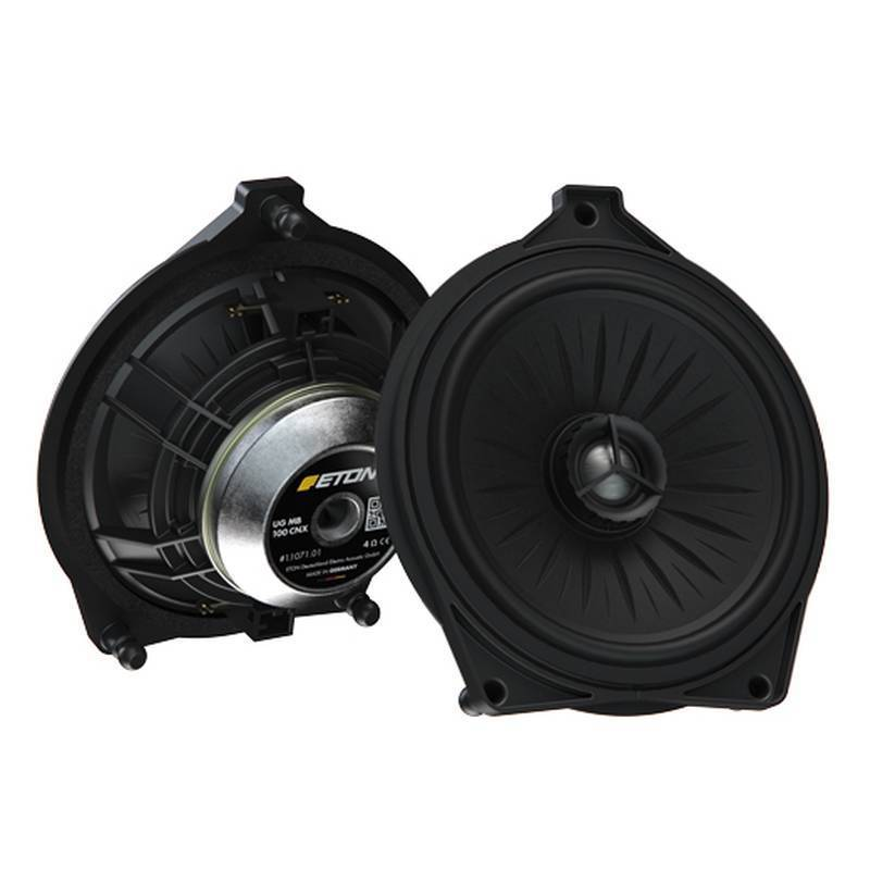 Eton MB 100CNX Coassiale 2 vie - woofer 100 mm - plug and play