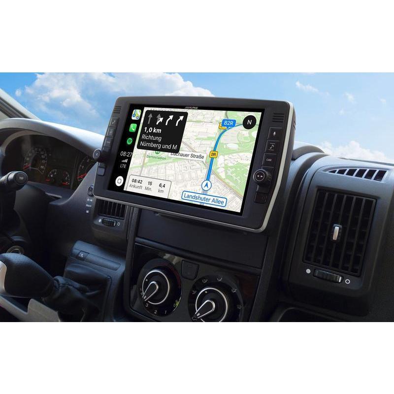 Alpine X903D-DU2 sistema dedicato a ducato monitor 9