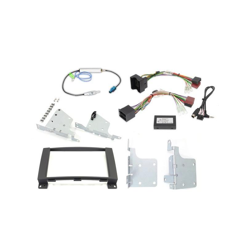 Kit-8mb kit installazione per mercedes classe a (w169) classe b (t245) vito/viano (639) Alpine - Kit8mb