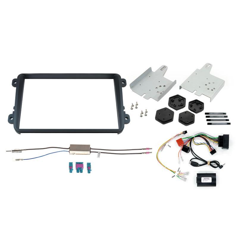 Kit-8vwd kit installazione per volkwagen Alpine - Kit8vwd