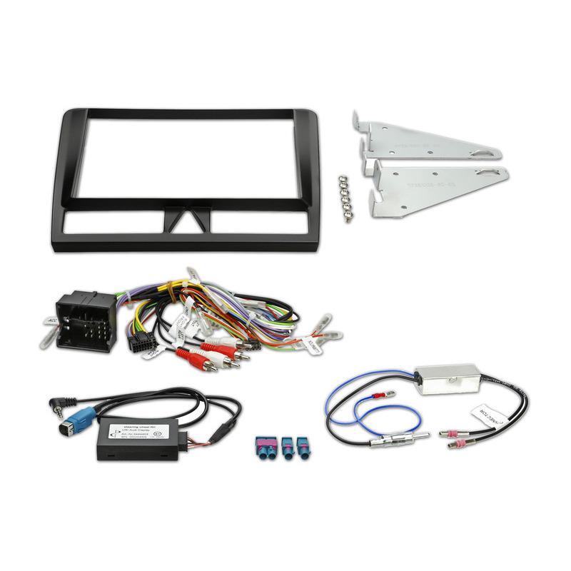 Kit-8a3d kit installazione per a3 2006 - 2009 Alpine - Kit8a3d