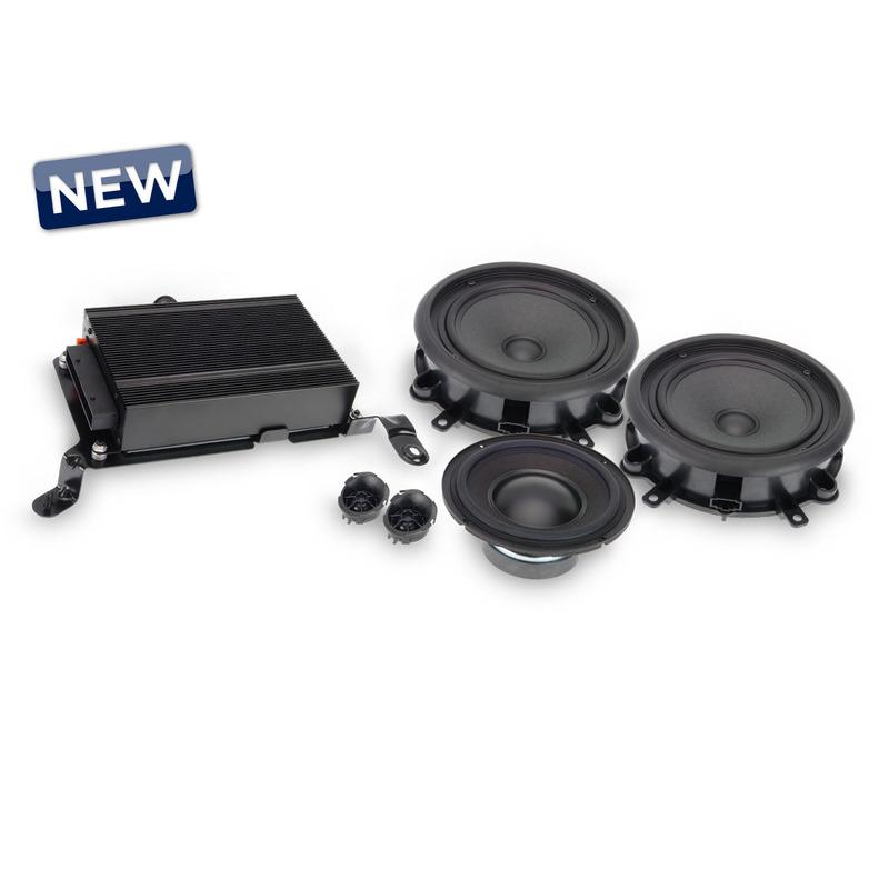 Spc-300a3 sistema sound upgrade per audi a3  Alpine - Spc300a3