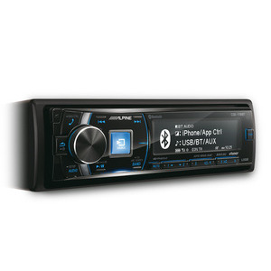 ALPINE CDE-178BT - SINTO CD CON BLUETOOTH