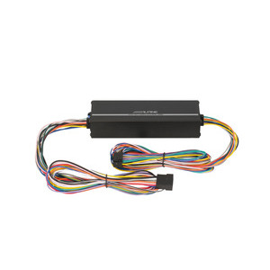 ALPINE KTP-445A amplificatore power pack plug and play