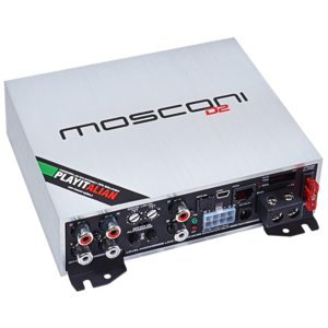 AMPLIFICATORE MOSCONI GLADEN D2 100.4 DSP