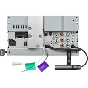 KENWOOD DDX4017DAB Monitor da 6,2 pollici