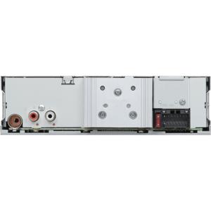 KDC-110UR Sintolettore CD/USB con illuminazione tasti rossa