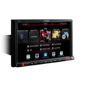 ALPINE X802D-U CAR PLAY & ANDROID AUTO 8 MONITOR CON SISTEMA DI NAVIGAZIONE GPS INCORPORATO