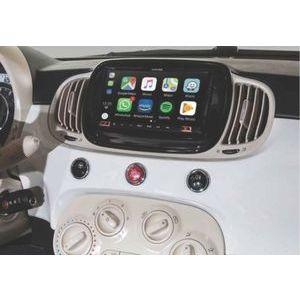 Alpine iLX-702D-500MCA FIAT 500 DAL 2015 Schermo 7'' con CARPLAY ANDROID AUTO