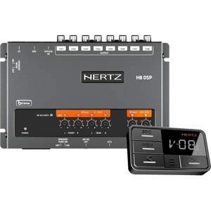Hertz H8 DSP DRC processore 8 canali con drc controllo remoto e dsp