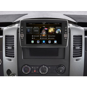 alpine x902d-s906 Monitor 9 pollici per Mercedes Sprinter 906 Apple car play e Android Auto