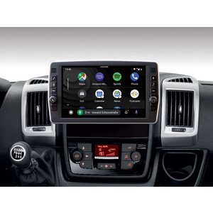 Alpine X903D-DU2 sistema dedicato a ducato monitor 9 pollici girevole con navigatore integrato