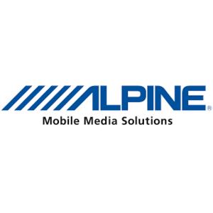 ALPINE KWE-849E