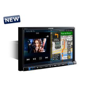 ALPINE X801D-U monitor 8 pollici 1 din, senza meccanica Cd/Dvd