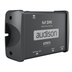 AUDISON bit DMI interfaccia digitale MOST - PCM
