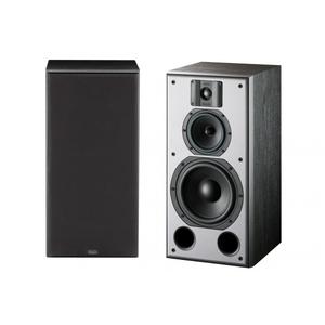 INDIANA LINE DJ 308 Coppia di diffusori da scaffale c3 vie colore nero