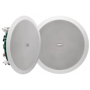 INDIANA LINE RD 280 coppia diffusori incasso  da soffitto 2 vie colore bianco