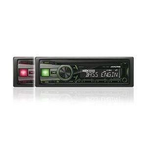 ALPINE CDE-190R CD - Tuner - USB - doppia illuminazione