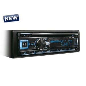 ALPINE CDE-193BT sintolettore CD - Tuner - USB - Bluetooth