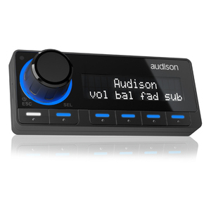 AUDISON DRC MP Controllo Remoto Digitale per tutti i Prodotti Audison Dotati di Bus AC Link