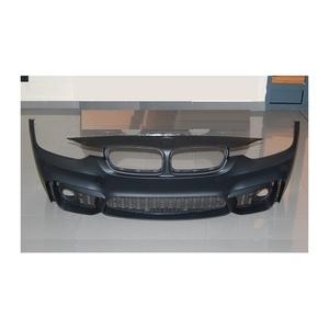 PARAURTI ANTERIORE BMW SERIE 3 F30 / F31 LOOK M-TECH ABS