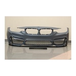 PARAURTI ANTERIORE BMW SERIE 3 F30-F31 12-14 LOOK M4 LIP SPOILER ABS