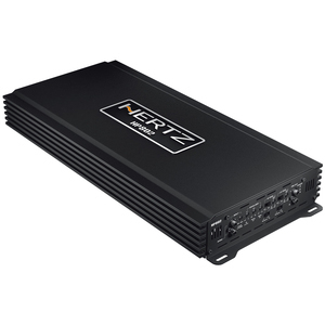 HERTZ HP 802 STEREO AMPLIFIER WITH CROSSOVER