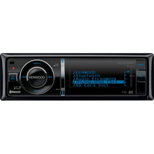 KENWOOD KDC-BT92SD Sintolettore CD/USB/SD/iPod con Bluetooth integrato