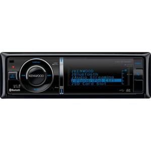 KENWOOD KDC-BT92SD Sintolettore CD/USB/SD/iPod con Bluetooth integrato