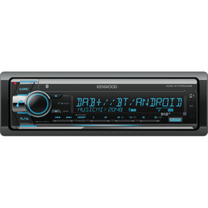 KENWOOD KDC-X7100DAB DAB Tuner / Bluetooth / USB / CD Receiver
