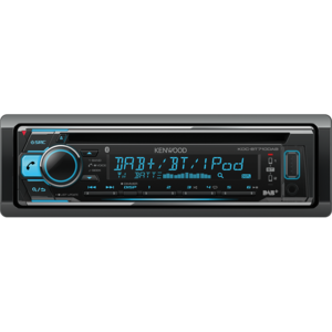 KENWOOD KDC-BT710DAB DAB Tuner / Bluetooth / USB / CD Receiver